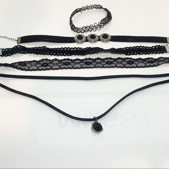 Forever 21 Jewelry - Choker Necklace Bundle!